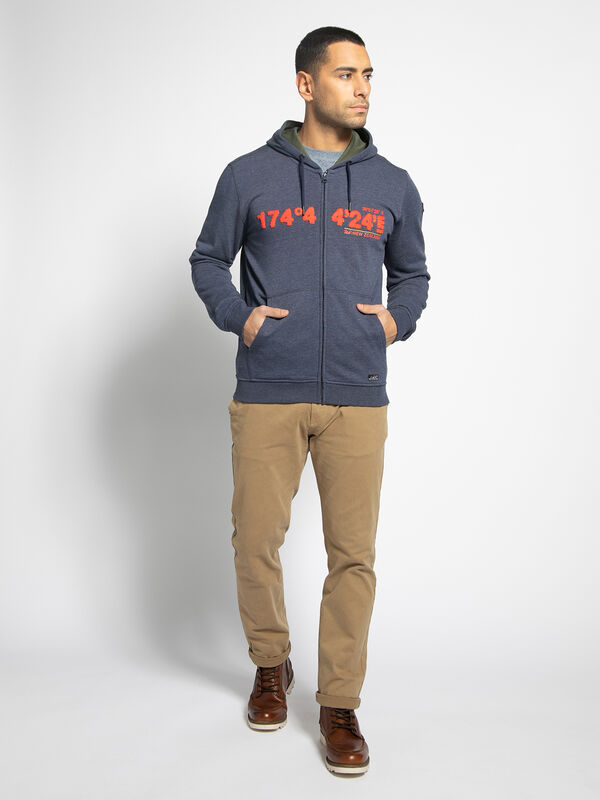 Sweatshirt Jacket