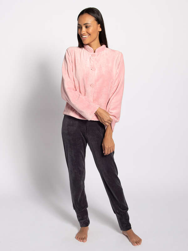 Loungewear Jacke