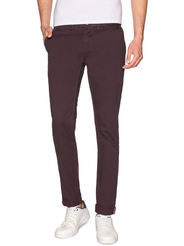 Chino Stretch Skinny Fit