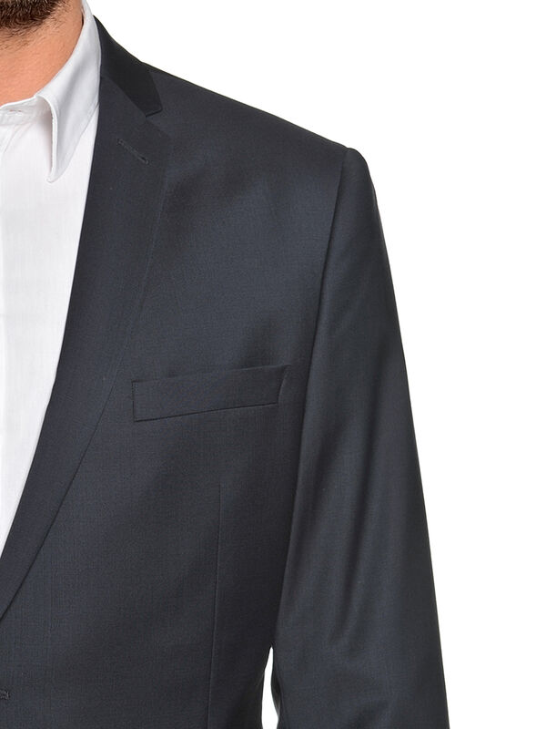 Slim-Fit Suit Jacket