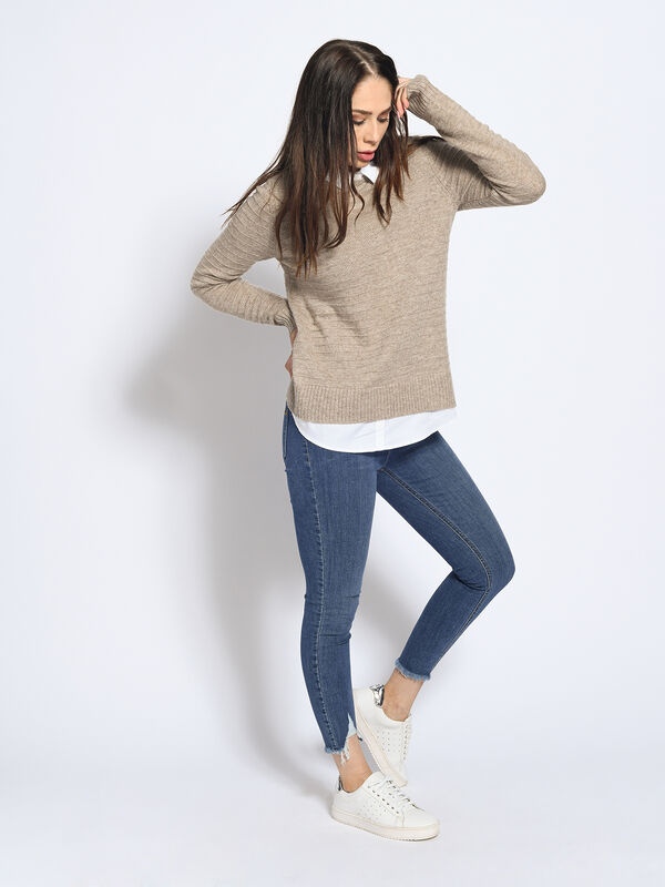 Two-In-One Jumper