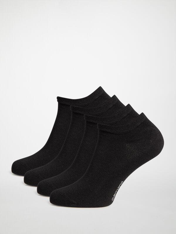 4-Pack of Trainer Socks