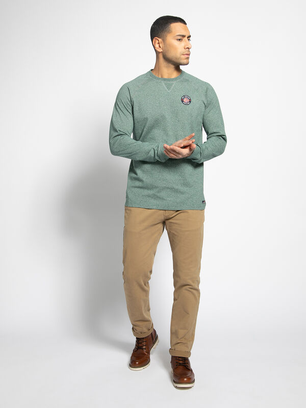 T-shirt à manches longues