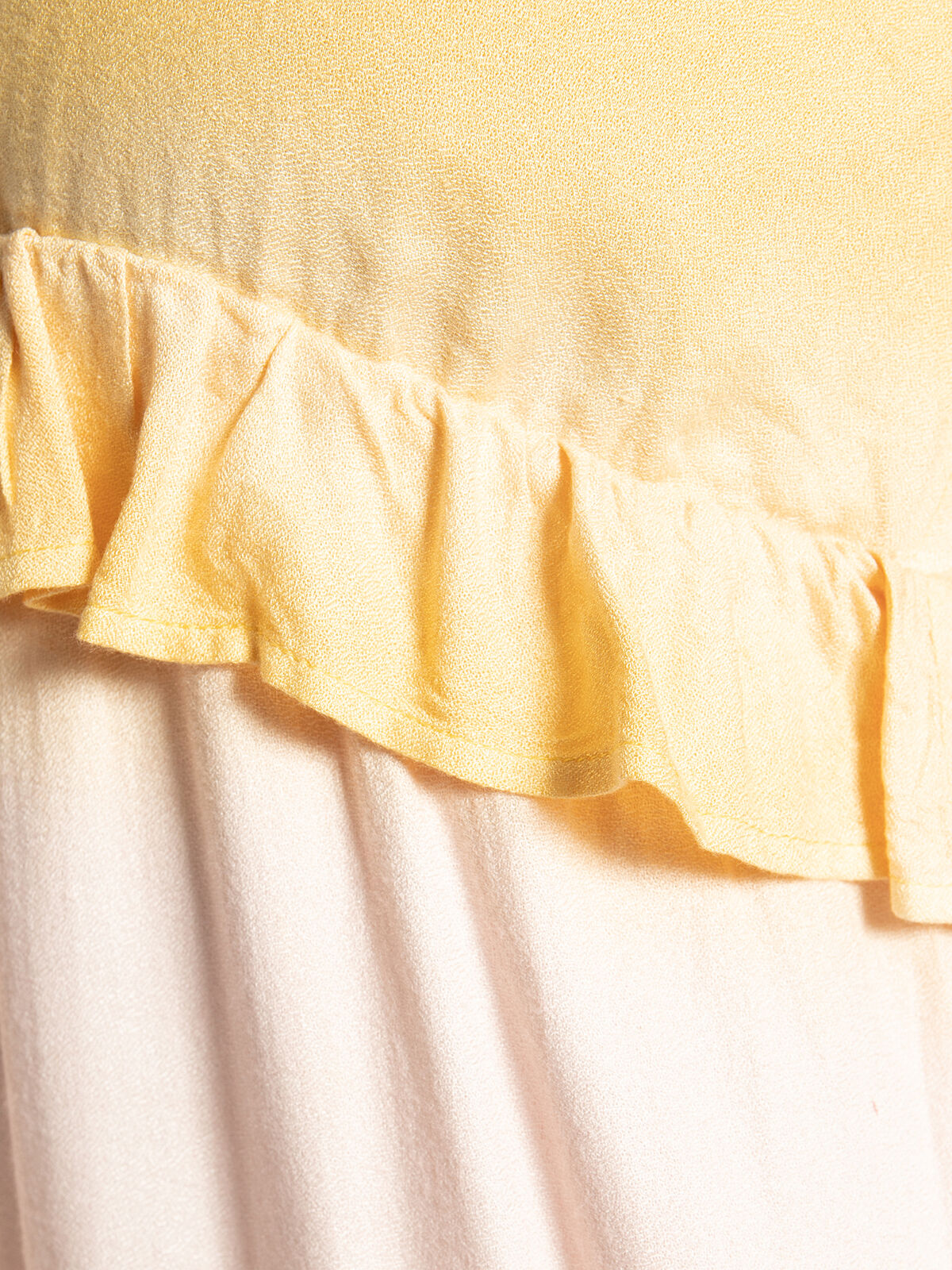 Robe maxi longueur