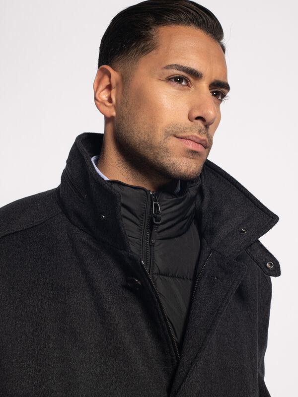 Manteaux en laine