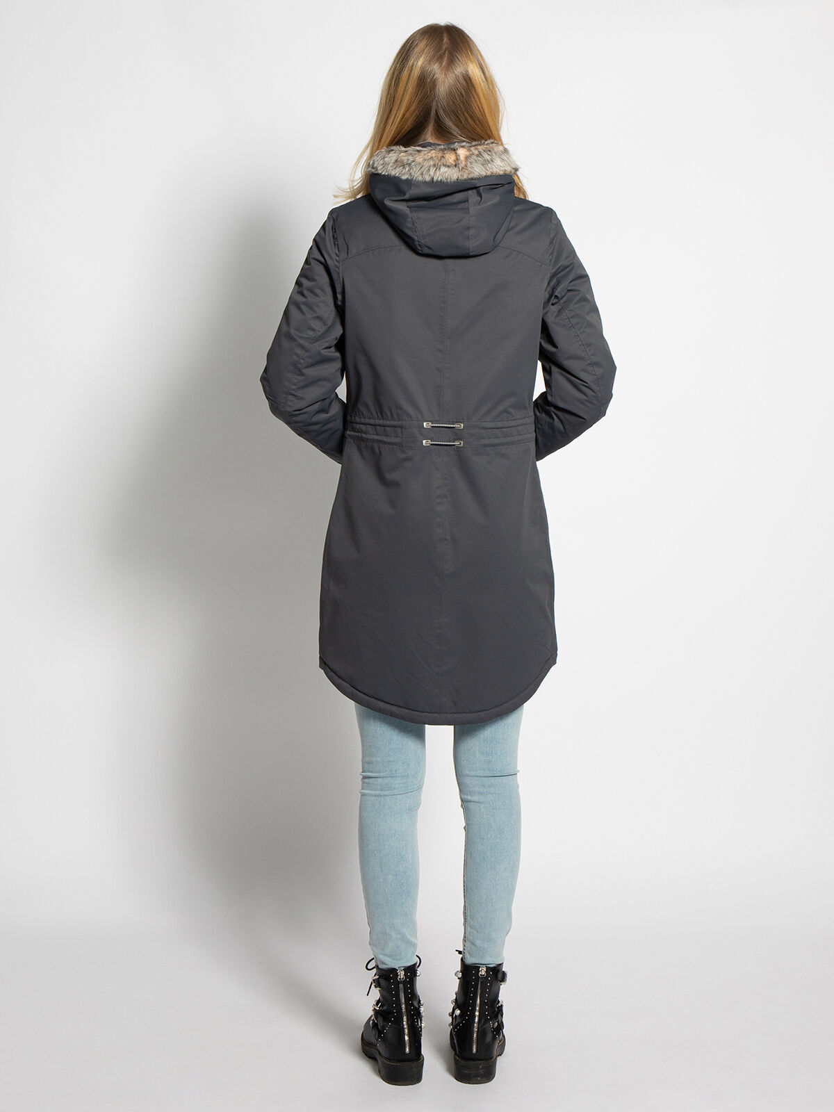 Manteau fonctionnel